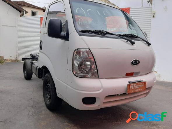 Kia bongo k-2500 2.5 4x2 tb diesel branco 2012 2.5 diesel