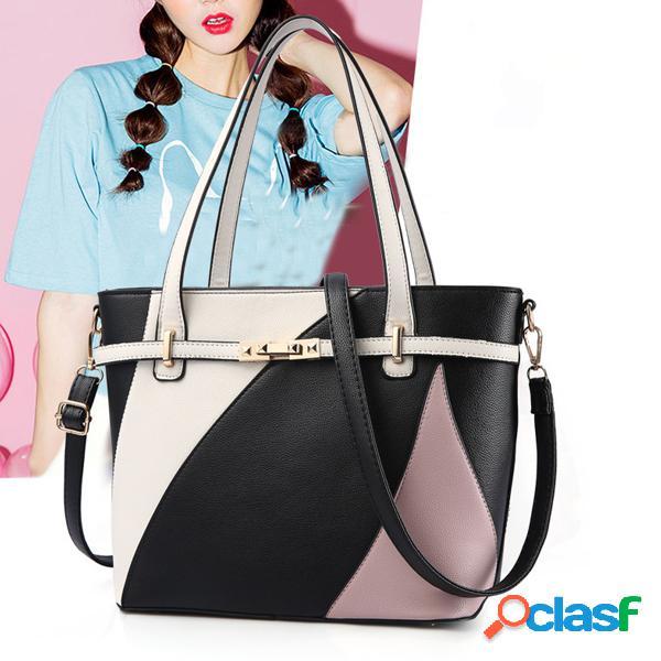 Bolsa de couro feminina hobo bolsa ombro crossbody messenger travel tote purse