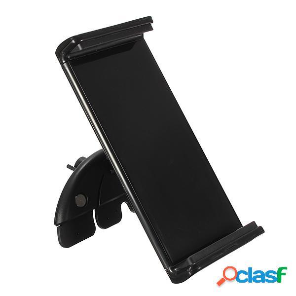 10 polegadas estojo de cd ajustável suporte de montagem móvel stand para tablet gps suporte para telefone de casa