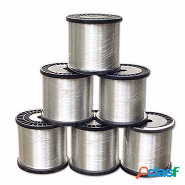 1m / 40inch diy 900 925 sterling silver wire jewelry bead line