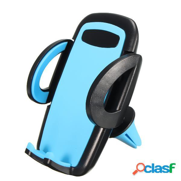 Universal 360 ° rotação carro ar ventilador suporte suporte para suporte para telemóvel