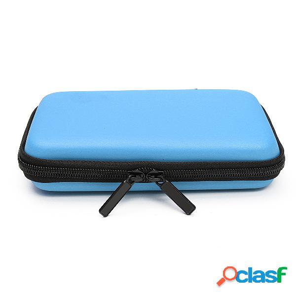 Bolsa de transporte de viagem à prova de água bolsa de protecção de armazenamento bolsa para a unidade flash usb