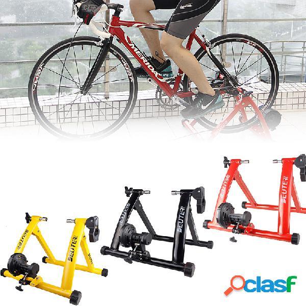 Aptidão pontapé de bicicleta rolete plataforma de ciclismo de rack de bicicleta para treinamento de instrutor