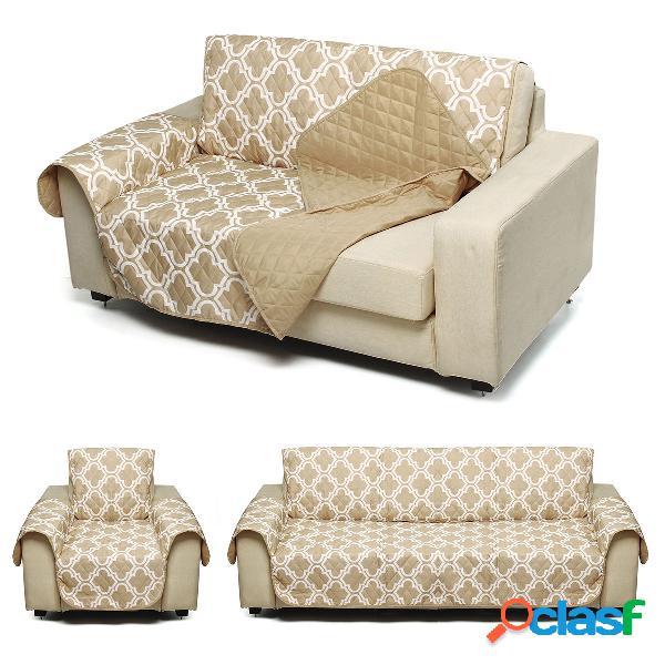 Capa protetora de sofá para sofá gato 1/2/3 lugares pet cachorro capa protetora removível impermeável anti-suja para sofá de animal de estimação tapete de capa de sofá