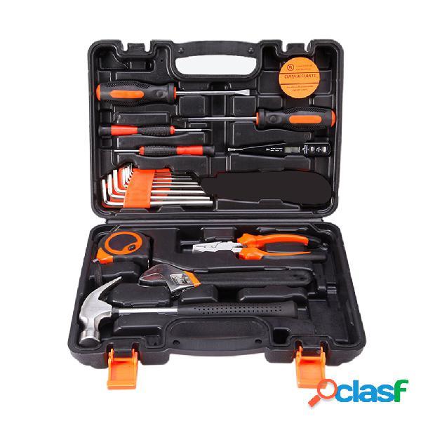 19 em 1 kit de ferramentas de precisão mão ferramenta de reparo de madeira ferramenta de reparo de madeira
