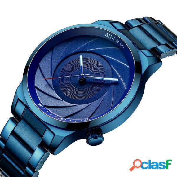 Série do fotógrafo relógio de pulso criativo original design relógio de quartzo analógico