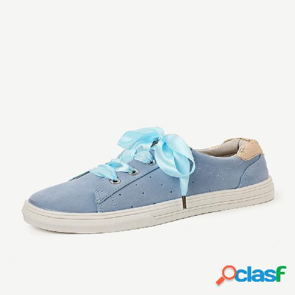 Plus calçados casuais femininos para caminhada ao ar livre respirável oco