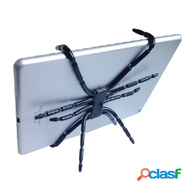 Suporte de telefone móvel de aranha apartamento criativo aranha incrível suporte de telefone móvel de aranha