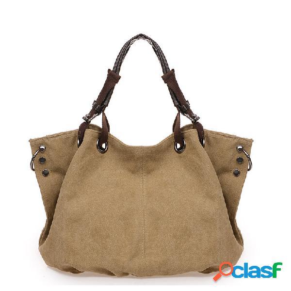 Bolsa de grande capacidade para mulheres bolsa messenger bolsa