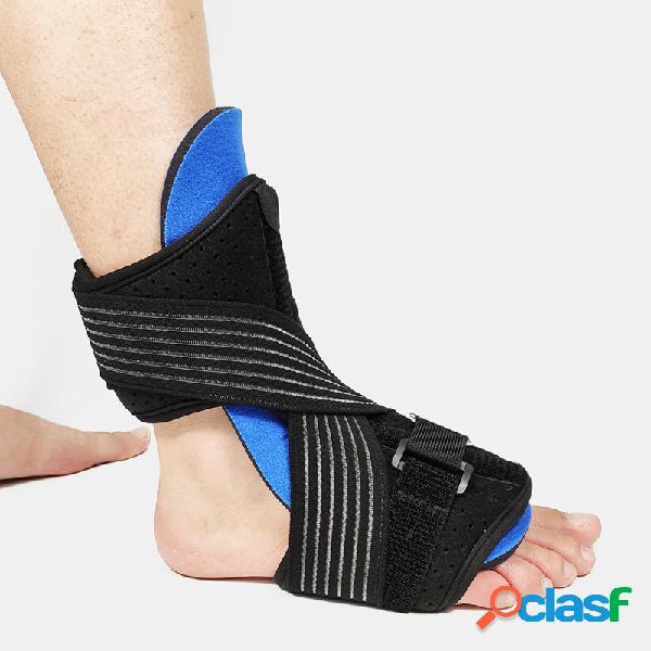 Suporte de Pé fixo para tornozelo esportivo Corrector de fáscia plantar Suporte para proteção de entorse anti-entorse