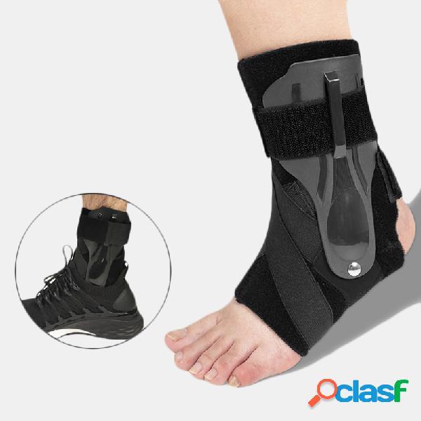 Tiras de proteção para tornozelo esportivo ferramenta de suporte fixo pressurizado respirável anti-entorse