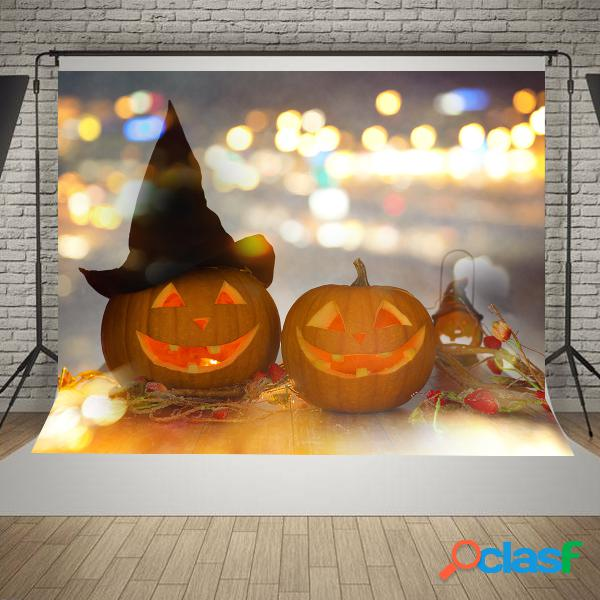 5x7ft vinil halloween noite fotografia fundo photo studio backdrop home decor