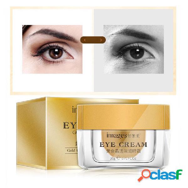 Hidratante creme para os olhos nutritivo desaparecer olheiras sacos olho creme para os olhos cuidados com a pele 20g