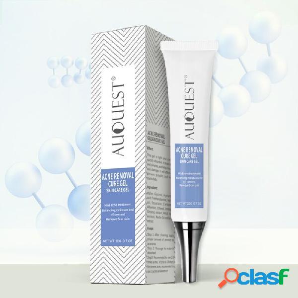 Creme acne marcas reparação creme acne cravo creme de limpeza profunda facial cuidados com a pele 20g