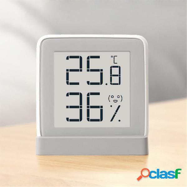 Medidor de umidade de temperatura digital inteligente casa e-ink screen sensor de temperatura e umidade