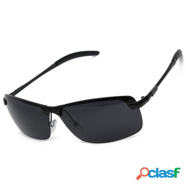Óculos de sol polarizados uv400 para condução