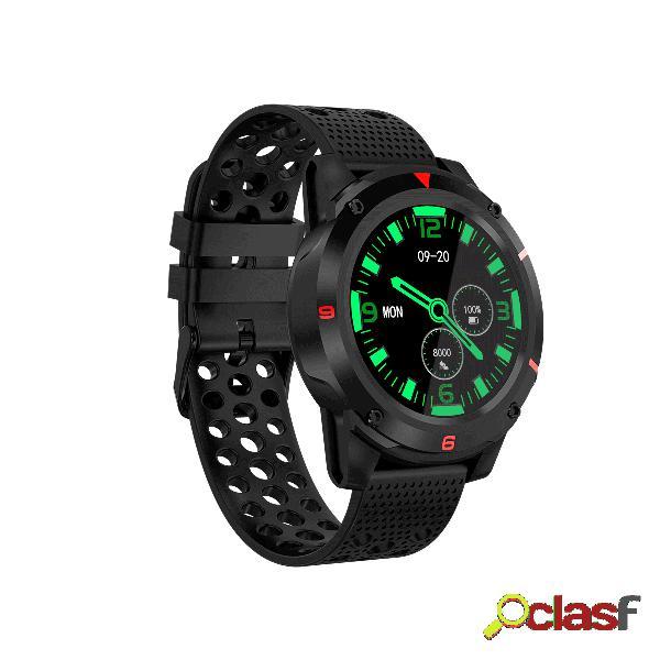 Atividade esporte relógio inteligente bluetooth chamada monitor de atividade coração taxa gps relógio altímetro bússola relógio inteligente