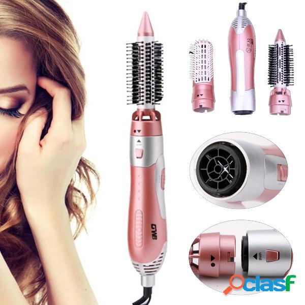 2 em 1 cabelo styling tool cabelo secador curler comb salon blower set multifuncional