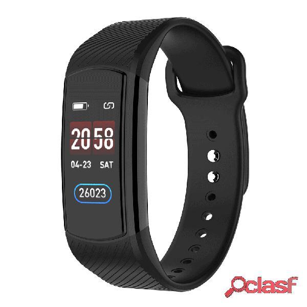 Monitor de pressão arterial hd monitor de pressão arterial hd relógio inteligente longa espera pulseira