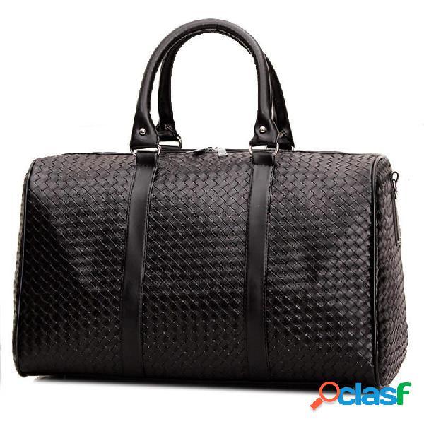 Bolsa de bagagem de alta capacidade para bolsa de ombro com bolsa de negócios