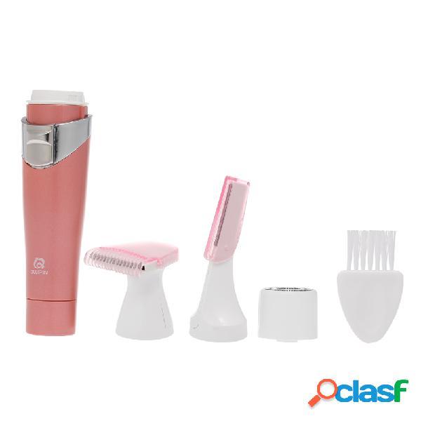 3 em 1 multi-funcional cabelo dispositivo de remoção de barbeador elétrico portátil máquina de barbear