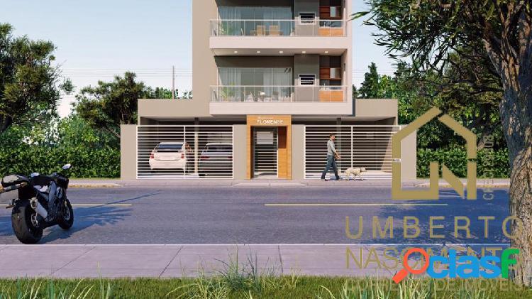 Apartamento em construção bairro itacolomi - balneário piçarras - sc
