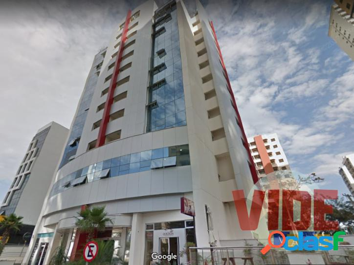 Aquarius: sala comercial com 34,14 m², em ótima localização!