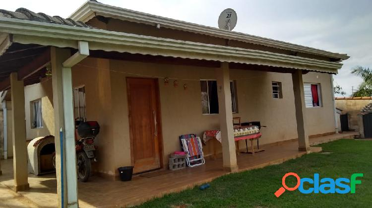 Excelente casa de campo aceita financiamento bancário!!!