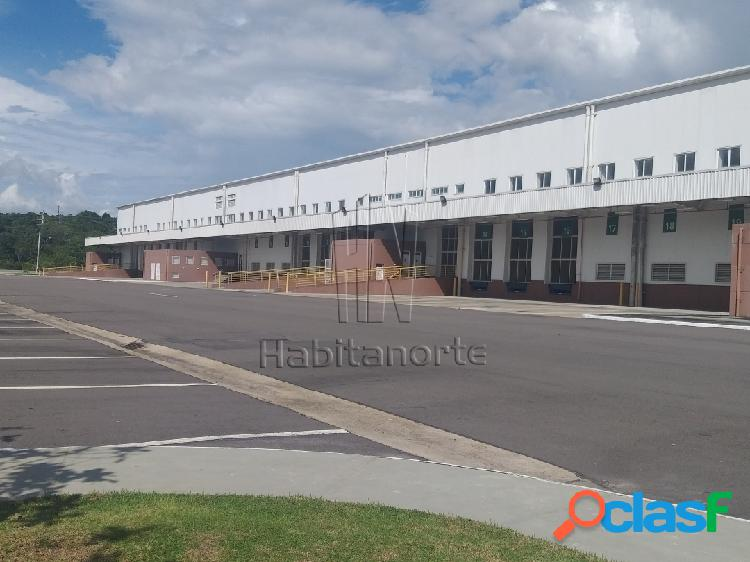 Galpão 40.000m² em sistema de condomínio em manaus