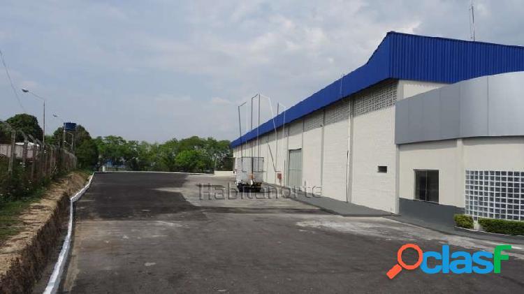 Galpão 3.579m² comercial / industrial aluguel em manaus