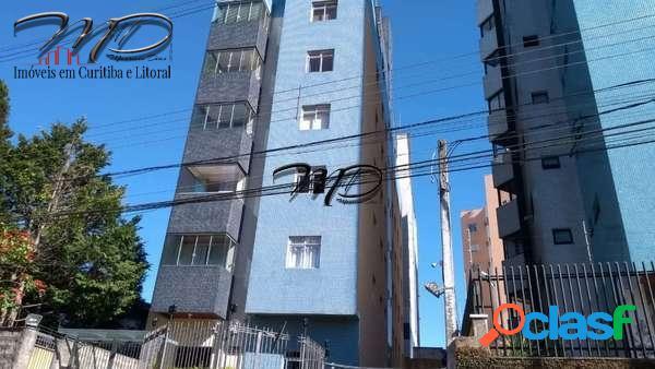 Apartamento mobiliado 3 quartos (1 suíte), ahú - curitiba