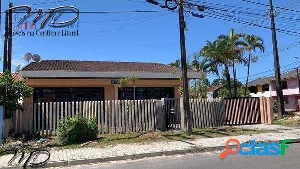 Casa 3 quartos (1 suíte) à venda cohapar - guaratuba