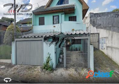 ䷶sobrado condomínio fechado 3 quartos (1 suíte) guaíra - curitiba