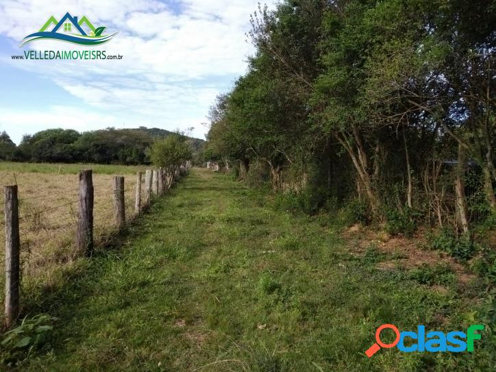 2,2 hectares, somente campo, 400 m parada 95, Morro Gd