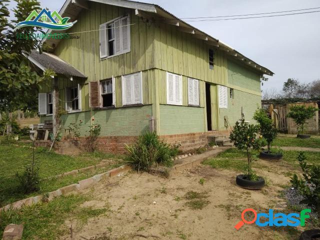 2,9 hectares 2,5 km asfalto RS040, casa campo, açude, S - 222