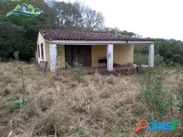 Velleda oferece 3 hectares, somente para trocar por apto em Porto Alegre 2