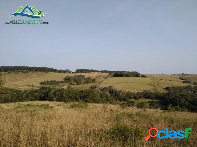 Velleda oferece 30 hectares, 6km da rs 040, galpão 450 m², 3 açudes