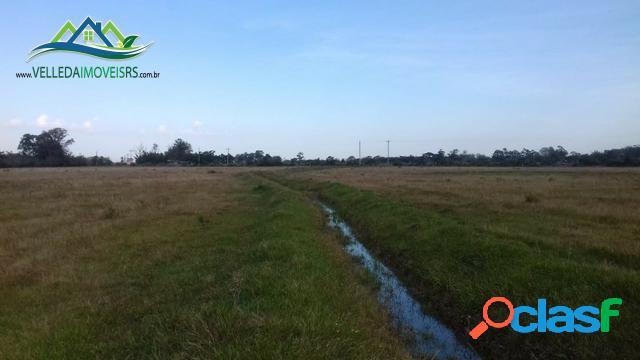 Velleda of. 17 hectares, fundo p/ riacho + 20 ha podem ser arrendados