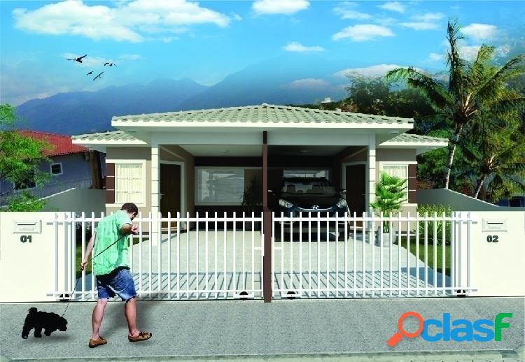 Casa com 2 dormitórios a venda,72,03 m² por r$ 200.000,00 - antônio carlos