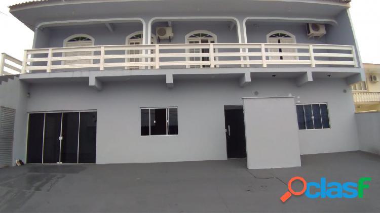 Casa com 3 dormitórios a venda, 320 m² por r$ 430.000,00 - real parque - sj