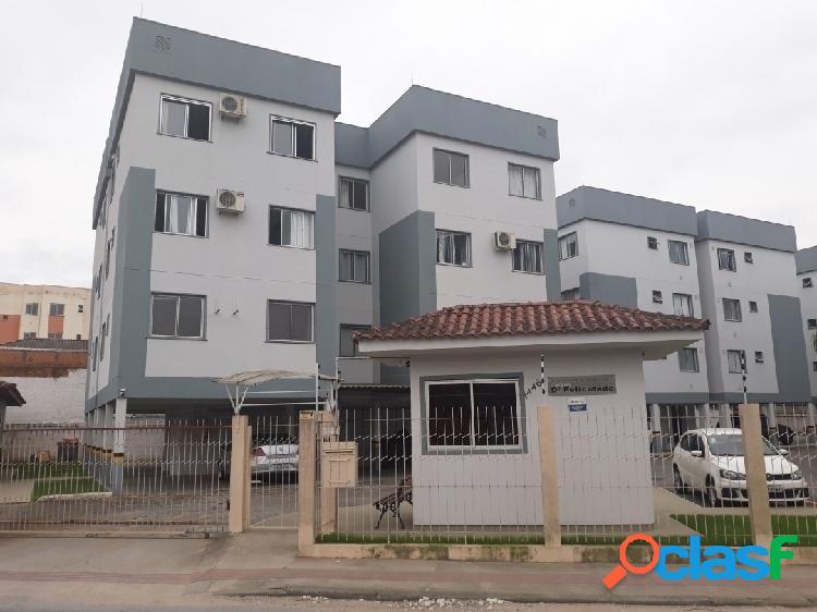 Apartamento com 2 dormitórios a venda, 53 m² por r$ 130.000,00 real parque