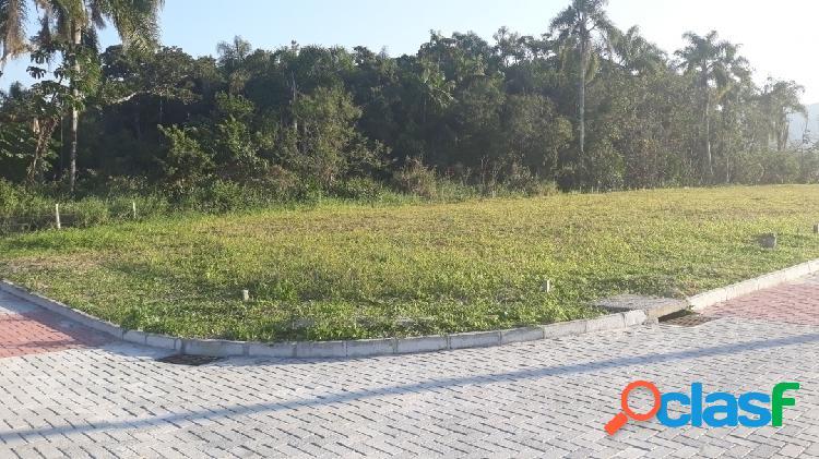 Terreno esquina à venda, 250 m² - Forquilhas - São José/SC