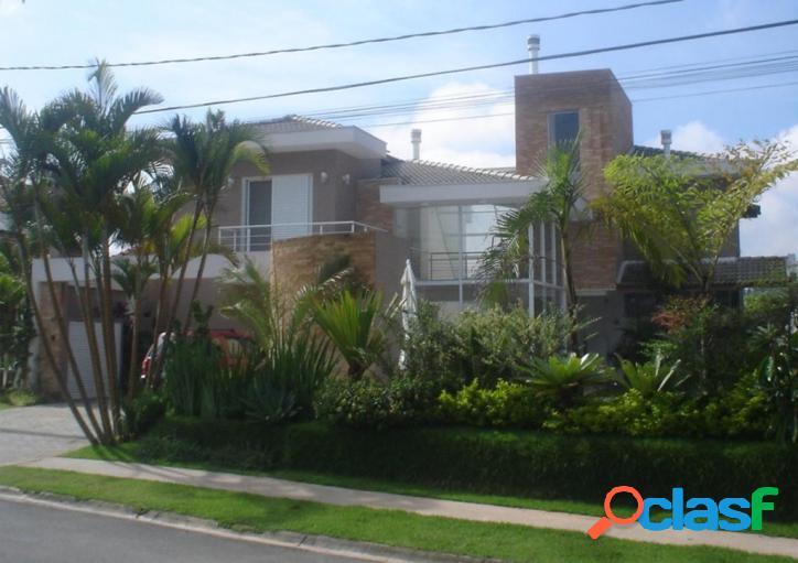 Casa com 4 dormitórios à venda, 400 m² por r$ 2.070.000 - são paulo ii - cotia/sp