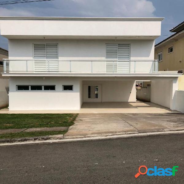 Casa com 4 dormitórios, 310 m² - venda por r$ 1.200.000,00 ou aluguel por r$ 5.250,00/mês - residencial dos lagos - cotia/sp