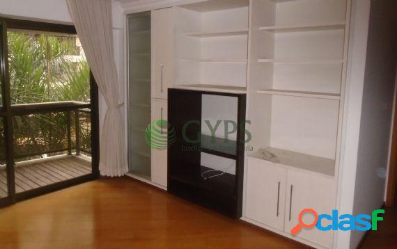 Apartamento residencial para venda e locação, vila andrade, são paulo - ap1282.