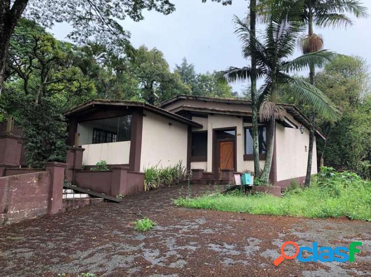 Casa para alugar, 120 m² por r$ 5.000,00/mês - vila santo antônio - cotia/sp
