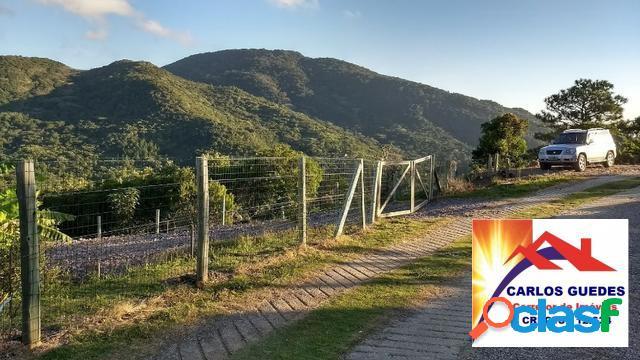 Lindo sítio á venda 112.450m2 na vargem grande em florianópolis - sc