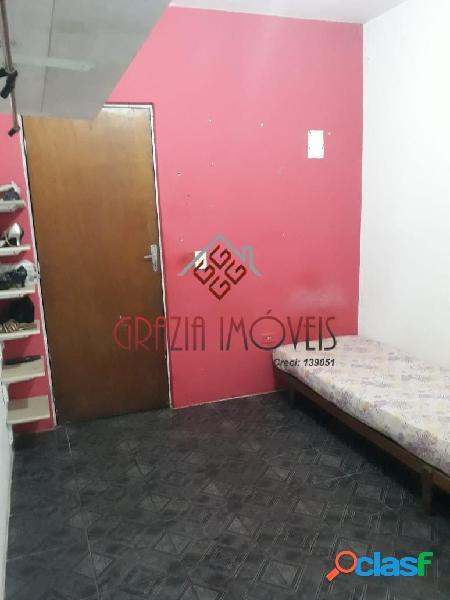 Casa 46m² - 1 dormitório - campo limpo