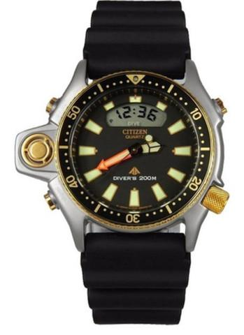 Relógio Citizen Aqualand Série Ouro