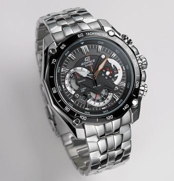 Relógio masculino casio edifice ef-550d original em